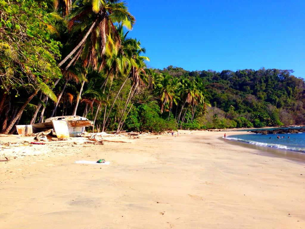 beach water beauty