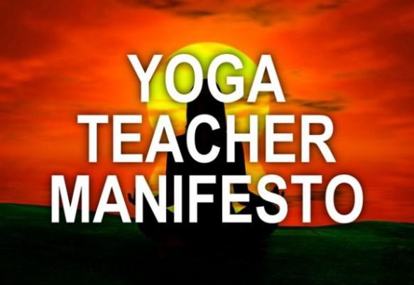 Teacher Manifesto Meme